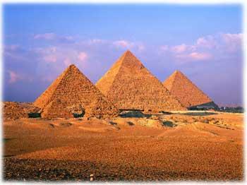 Keops Piramidi (Mısır Piramitleri)